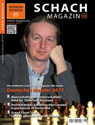 Schach-Magazin 64 08/2017