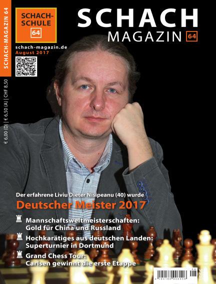 Schach-Magazin 64 August 02, 2017 00:00