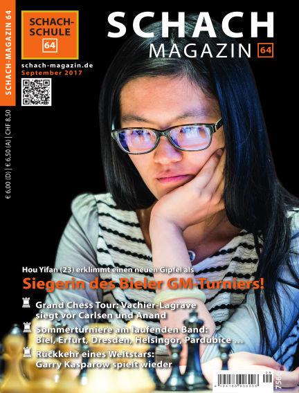 Schach-Magazin 64 August 30, 2017 00:00