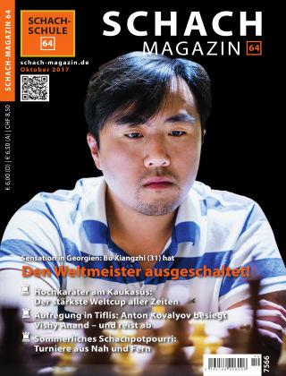 Schach-Magazin 64 10/2017