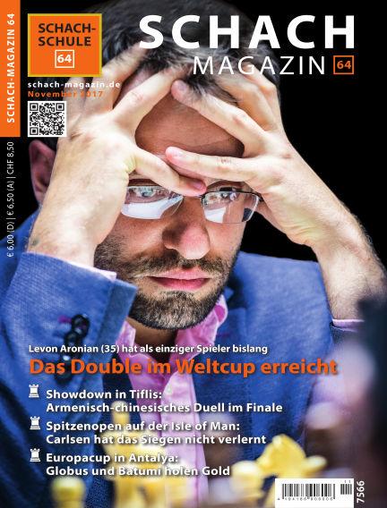 Schach-Magazin 64 November 01, 2017 00:00