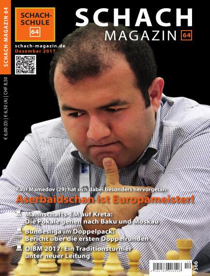 Schach-Magazin 64 November 29, 2017 00:00
