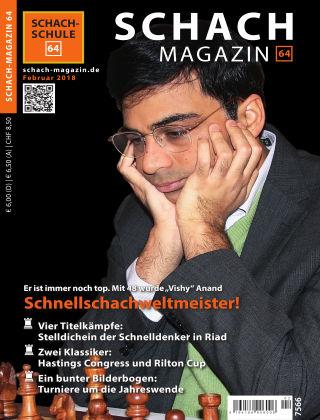 Schach-Magazin 64 2/2018
