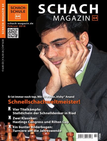 Schach-Magazin 64 January 31, 2018 00:00