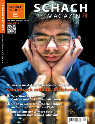 Schach-Magazin 64 3/2018
