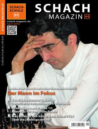 Schach-Magazin 64 04/2018