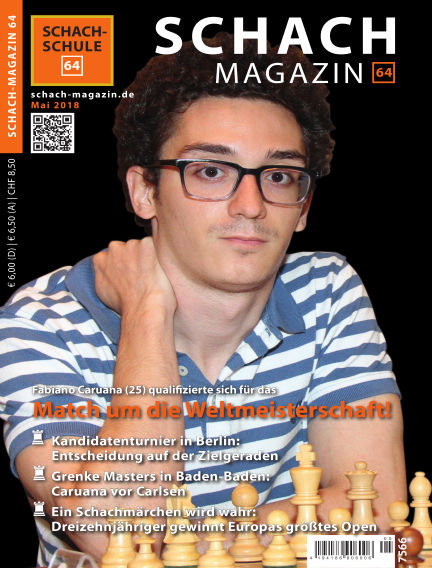 Schach-Magazin 64 May 02, 2018 00:00