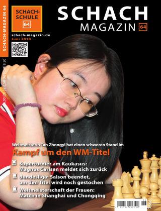 Schach-Magazin 64 06/2018