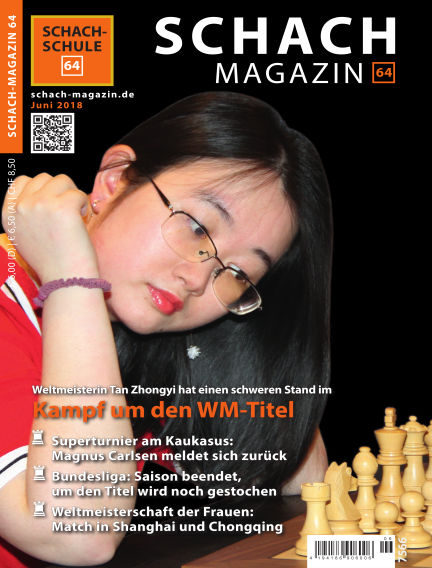 Schach-Magazin 64 May 31, 2018 00:00