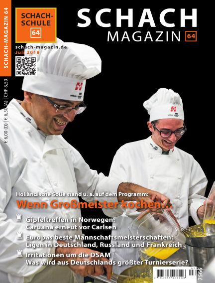 Schach-Magazin 64 June 27, 2018 00:00
