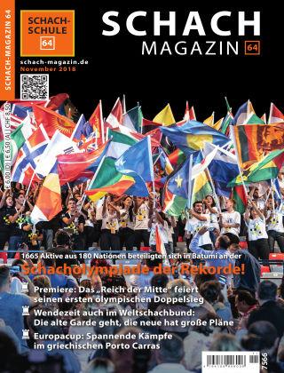 Schach-Magazin 64 11/2018