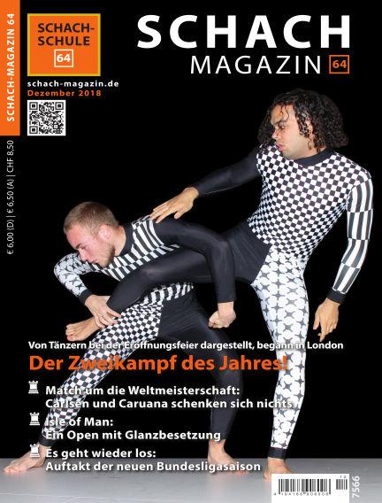 Schach-Magazin 64 December 01, 2018 00:00