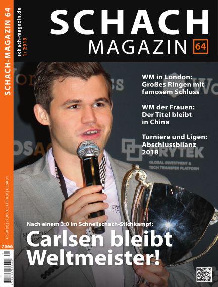 Schach-Magazin 64 January 04, 2019 00:00