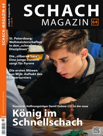 Schach-Magazin 64 January 30, 2019 00:00