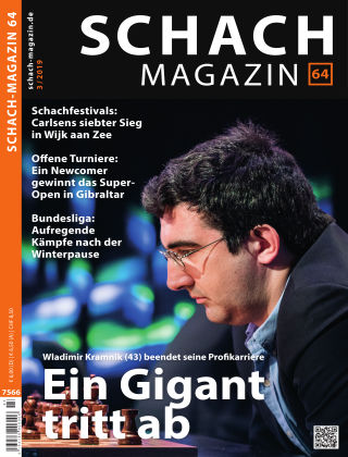 Schach-Magazin 64 03/2019