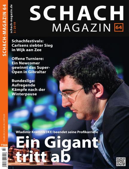 Schach-Magazin 64 February 27, 2019 00:00