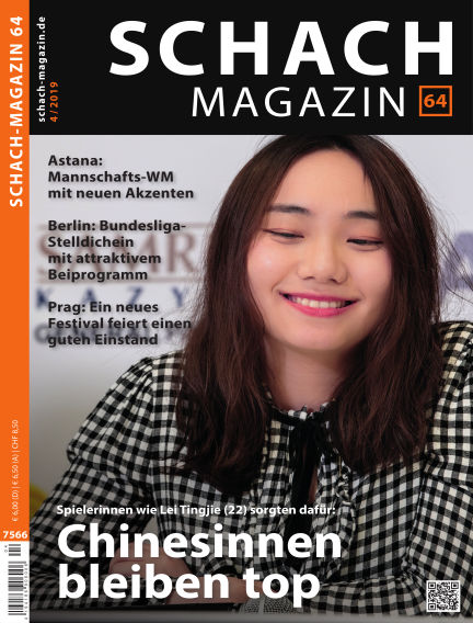 Schach-Magazin 64 April 03, 2019 00:00