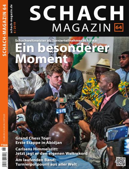 Schach-Magazin 64 June 05, 2019 00:00