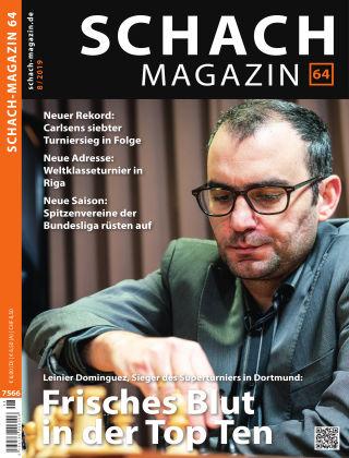 Schach-Magazin 64 08/2019