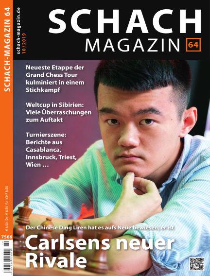 Schach-Magazin 64 October 01, 2019 00:00