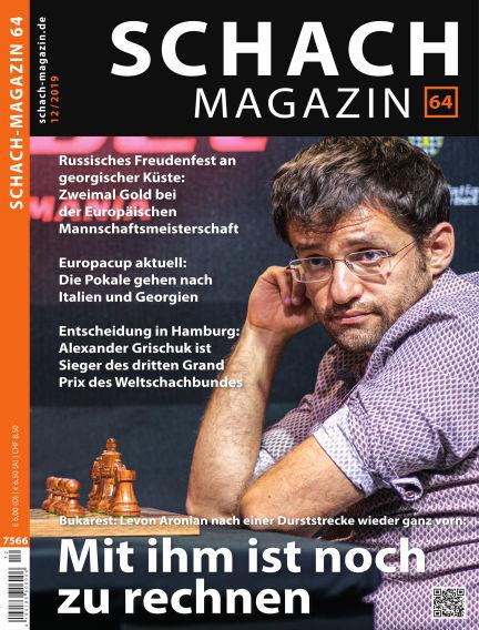 Schach-Magazin 64 December 01, 2019 00:00