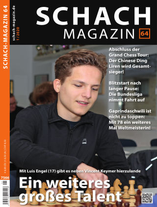 Schach-Magazin 64 01/2020