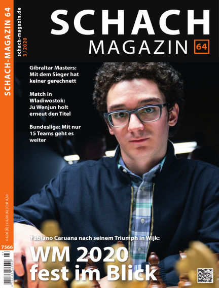 Schach-Magazin 64 March 01, 2020 00:00