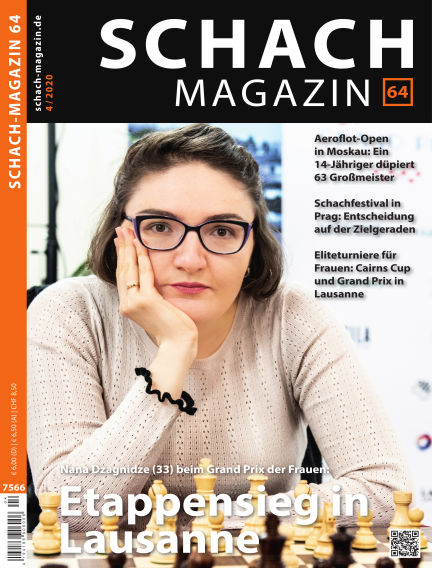 Schach-Magazin 64 April 01, 2020 00:00