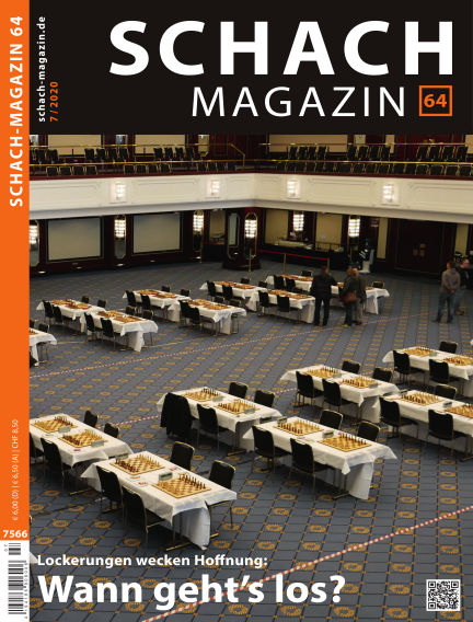 Schach-Magazin 64 July 01, 2020 00:00
