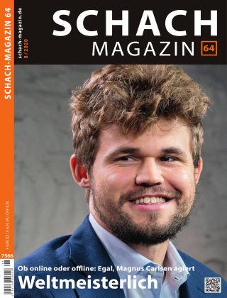 Schach-Magazin 64 08/2020