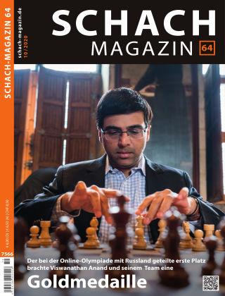 Schach-Magazin 64 10/2020