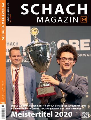 Schach-Magazin 64 11/2020