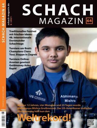 Schach-Magazin 64 08/2021