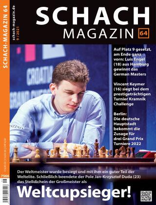Schach-Magazin 64 09/2021