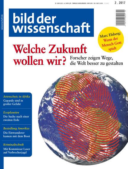 bild der wissenschaft February 15, 2017 00:00