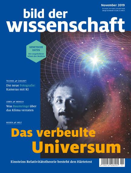 bild der wissenschaft October 15, 2019 00:00
