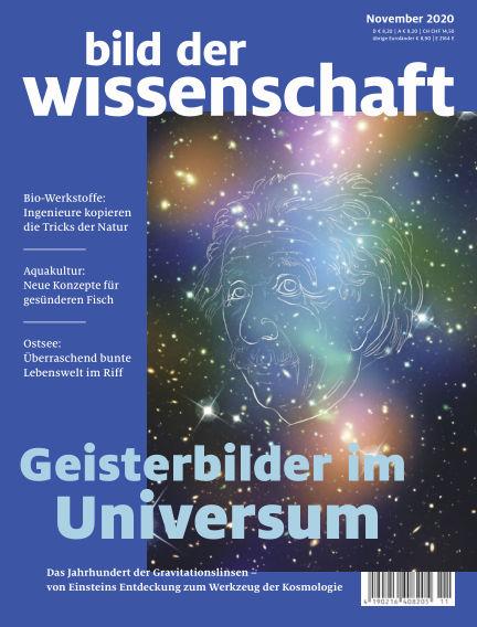 bild der wissenschaft October 20, 2020 00:00