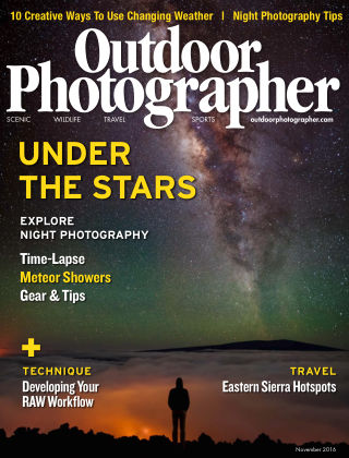 Outdoor Photographer Nov 2016
