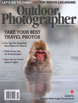 Outdoor Photographer May 2017