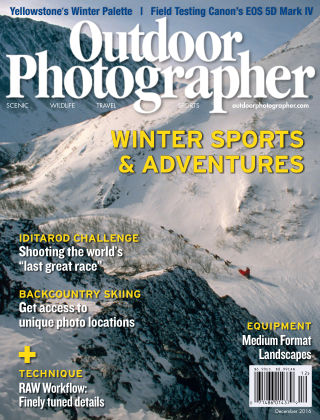 Outdoor Photographer Dec 2016