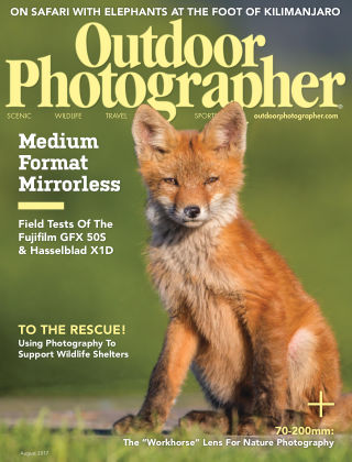 Outdoor Photographer Aug 2017