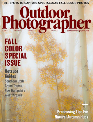 Outdoor Photographer Oct 2017