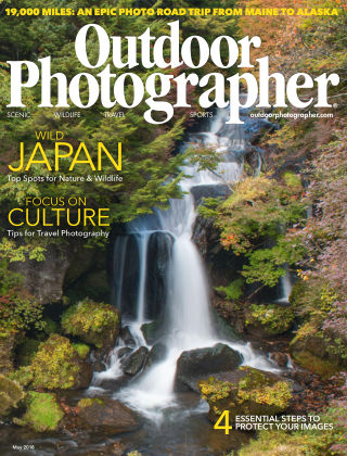 Outdoor Photographer May 2018