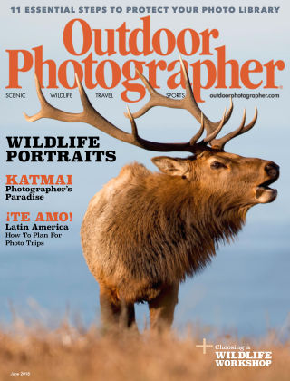 Outdoor Photographer Jun 2018