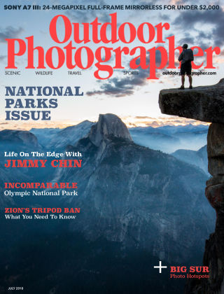 Outdoor Photographer Jul 2018