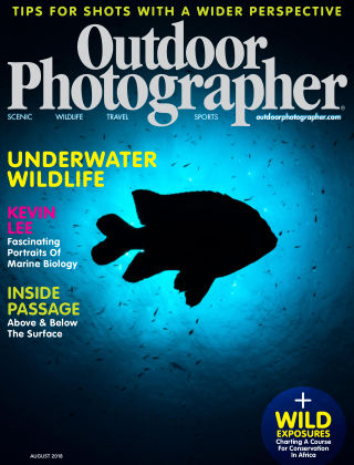 Outdoor Photographer Aug 2018