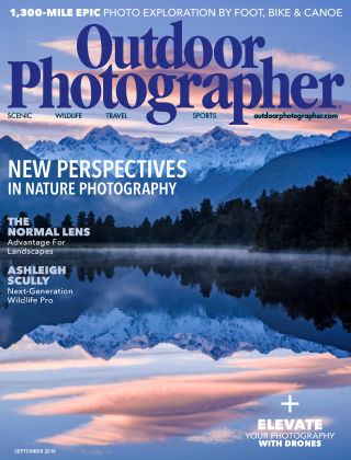 Outdoor Photographer Sep 2018