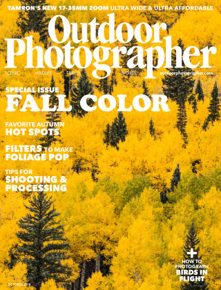 Outdoor Photographer Oct 2018