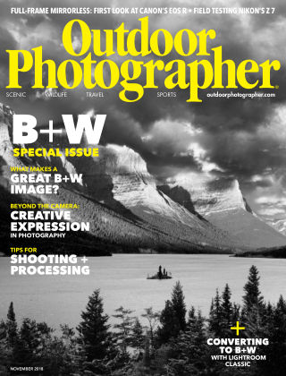 Outdoor Photographer Nov 2018