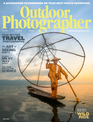 Outdoor Photographer May 2019